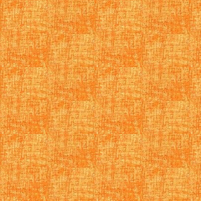 Distressed Orange Linen