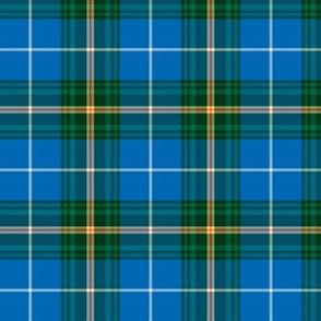 """Nova Scotia official tartan, 3"""" ancient colors"""