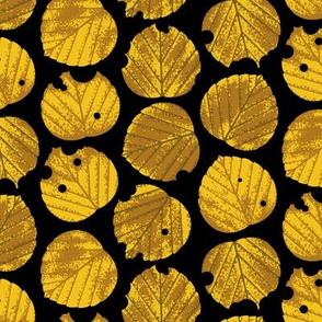 Aspen Leaves Grid LG