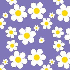Birdy Daisies Purple v2.1