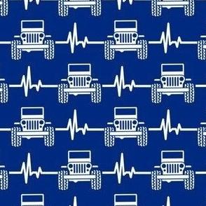 jeep heartbeat blue