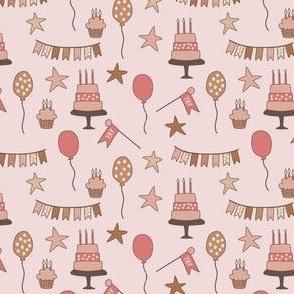 Birthday Party mini