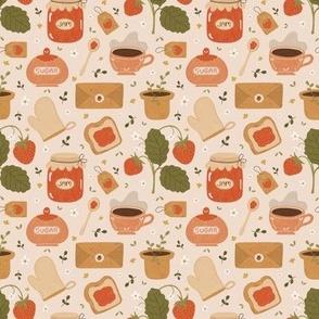 XS, Strawberry Jam