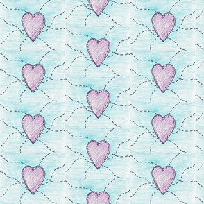 A Quilted Heart
