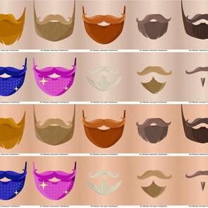 Masques Poils barbes peau 5-6