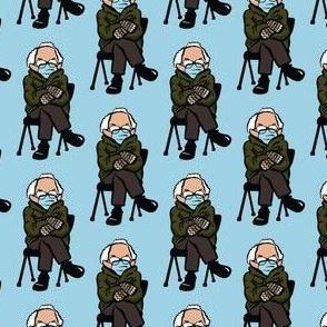 Old Man MOOD- blue