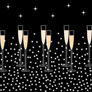 Champagne Celebration Medium