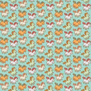 Fierce & Fabulous Unicorns SM