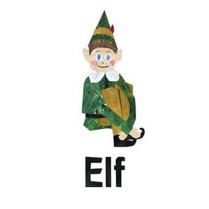 "elf   - 6"" Panel"
