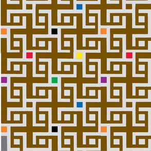 Interchange-brown