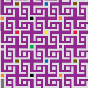 Interchange-purple
