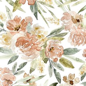 Boho Floral Jumbo