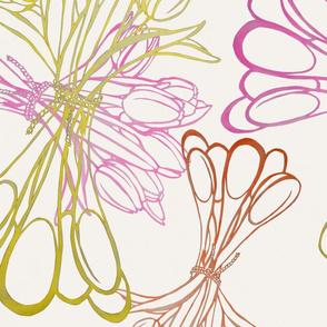 Flower Spoons
