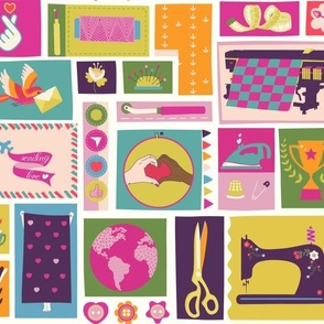 All about spoonflower