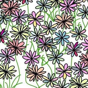 Always greener at Spoonflower (vector) by Su_G_©SuSchaefer