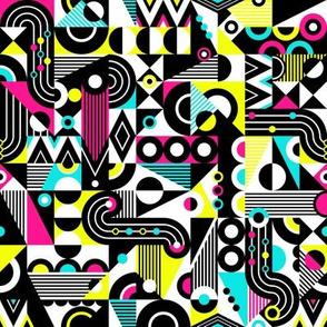 Jumbled Geometric