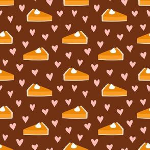 Pumpkin Pie Love