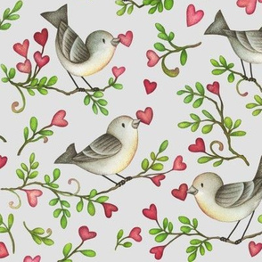 Birds n Hearts_grey-lg
