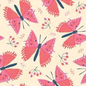 Butterflies and Berries