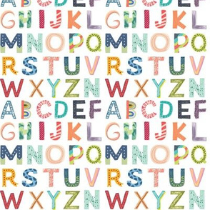 Alphabet Block Tiny