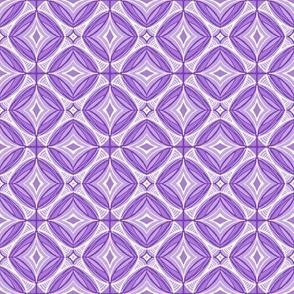 Ojo de Dios Protection, purple, mask size