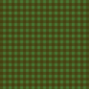 xs-check brown on green