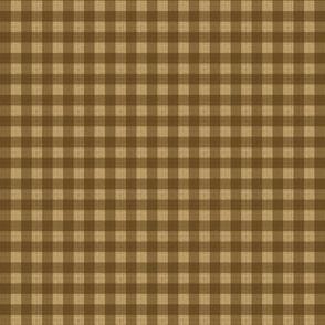 xs-check brown on tan