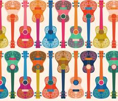 Normal scale • Hawaiian ukulele