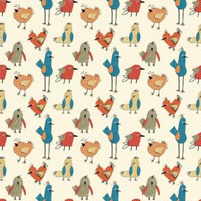 6 Little Birds