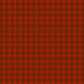 xs-check brown on red