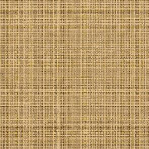 lg-Pat's wildflowers tan burlap weave