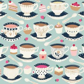 Make Time for Tea and Cake