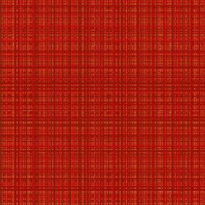 lg-Pat's wildflowers red weave