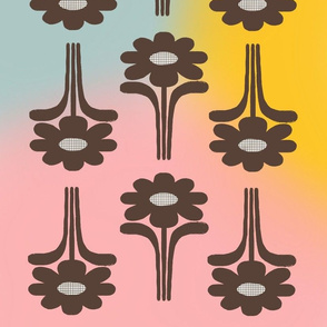 Floral Grid