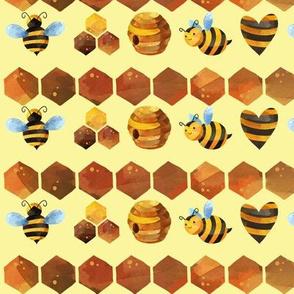 Bee Lines