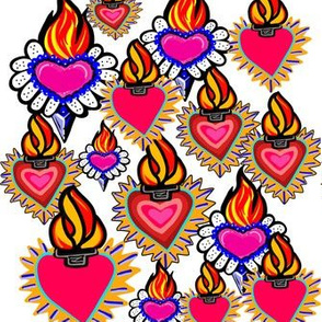 Sacred Hearts for Valentines