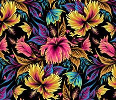 Hibiscus Butterflies - Multi Color