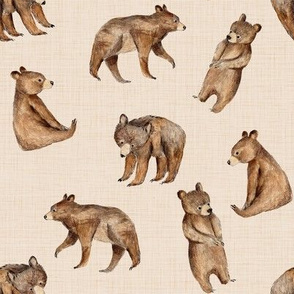 bears  only