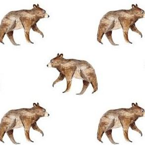 simple bear smaller