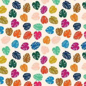 Small scale • Hawaiian leaves