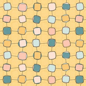 Square Pegs Round Holes - butterscotch