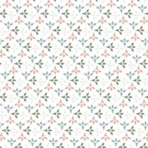 Smallscale Geometric Bouquets