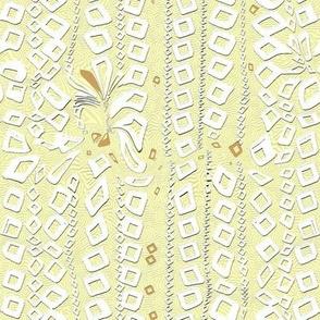 Yellow & White Rectangles