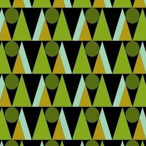 Triangles and circle _No2