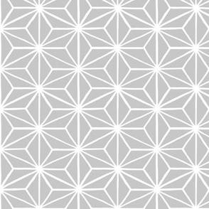 Star Tile, Grey 1 // small
