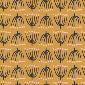Spindly Seedlings   Ochre