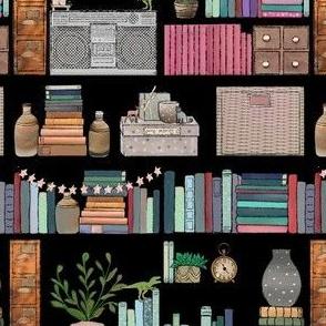 Bohobear Book Shelf No. 2