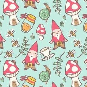 Garden Gnome Cottage Pattern