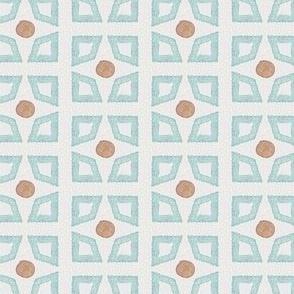 Aqua Blocks: Dots