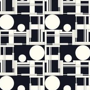 Geometric in navy_white